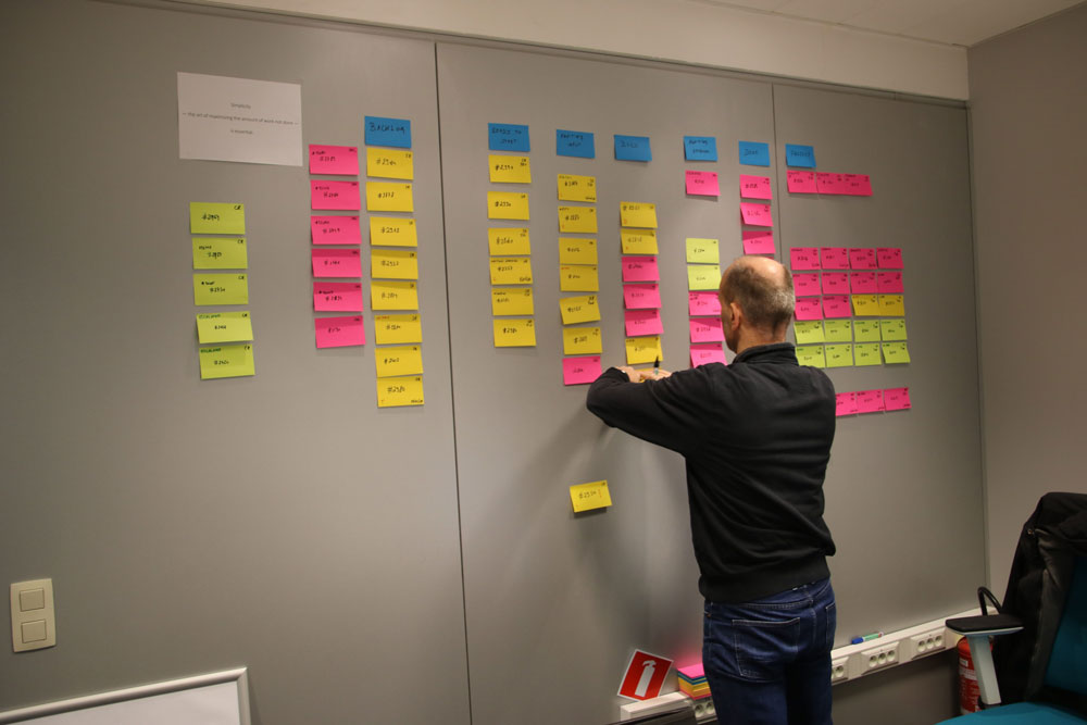 Scrum at Docbyte