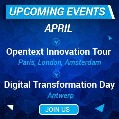 Docbyte Upcoming Events